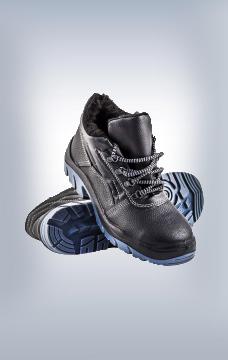 Ботинки Оптима с МП утеплёные