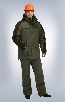 Костюм мужской Кобальт с брюками