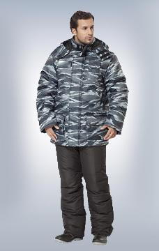 Куртка Сталкер утеплённая КМФ Город