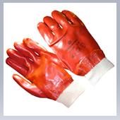 Перчатки Гранат с ПВХ покрытием